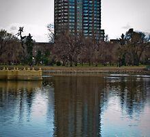 No Metaphor - Denver City Park by NewVariant