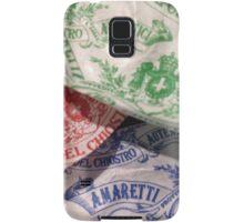 Amaretti 2 Samsung Galaxy Case/Skin