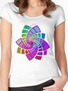 Psychic Women's Fitted Scoop T-Shirt
