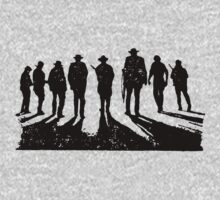 The Wild Bunch by loogyhead
