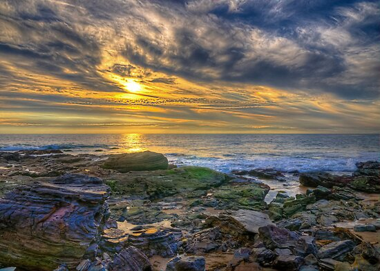 Crystal Cove Tide Pools by Eddie Yerkish