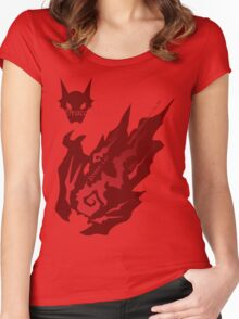 Draco Meteor Women's Fitted Scoop T-Shirt