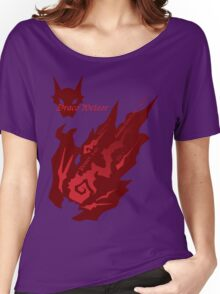 Draco Meteor Women's Relaxed Fit T-Shirt