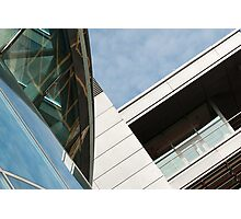 Architectural Abstract No.7 Photographic Print