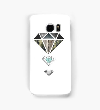 Diamond lens Samsung Galaxy Case/Skin