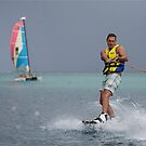 Wakeboarding Fiji by fnqphotography