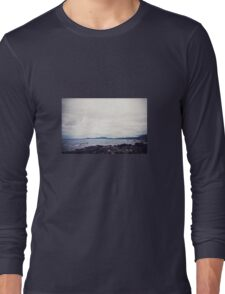 Solitude Is Freezing Long Sleeve T-Shirt