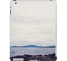 Solitude Is Freezing iPad Case/Skin