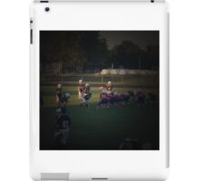 Supporting the Home Team iPad Case/Skin