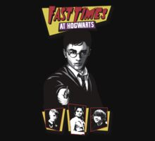 Fast Times at Hogwarts- Harry Potter Parody Kids Clothes