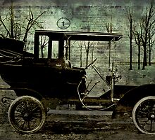 1907 Oldsmobile by garts