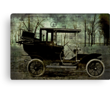 1907 Oldsmobile Canvas Print
