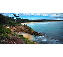 Meroo Point, South Coast, NSW Photographic Print