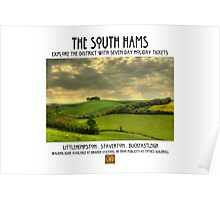 Explore the South Hams... Poster
