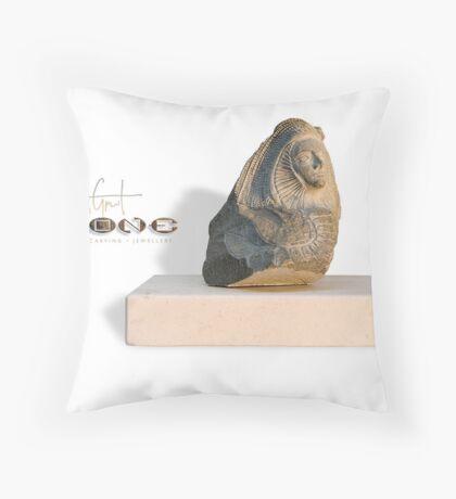 Etruscan Queen Throw Pillow
