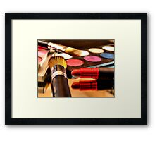 Color Me Beautiful #1 Framed Print