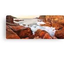 Sleepy Bay Sunrise, Freycinet National Park, Australia Canvas Print