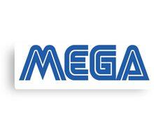 MEGA (SEGA) Canvas Print