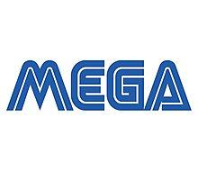 MEGA (SEGA) Photographic Print