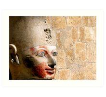 Queen Hatshepsut.. Art Print