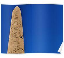 obelisk.. Poster