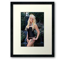 Amy 4 Framed Print