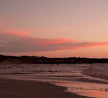 Sunset At Greenough WA by Tawnydal