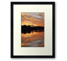 Gold, Gold and more Gold Framed Print