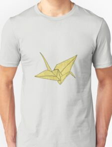 YellOw Crane T-Shirt
