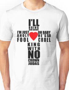 Lady Gaga - Judas Unisex T-Shirt