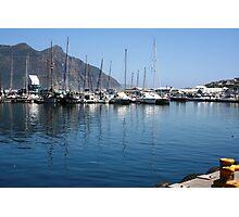 Yachts Photographic Print