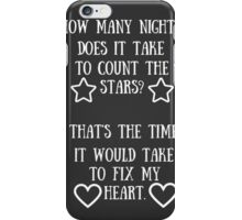 "One Direction- ""Infinity"" iPhone Case/Skin"
