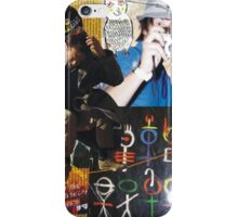 Equilibrium - the sharp edges of altered reality iPhone Case/Skin