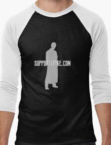 SupportSpike.com Logo Products Men's Baseball ¾ T-Shirt
