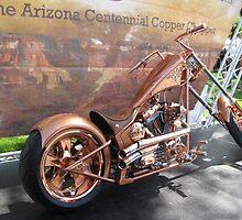 Arizona Centennial Copper Chopper by nosajnybor