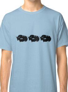 Yak Yak Yak Classic T-Shirt