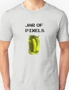 Jar of Pixels Unisex T-Shirt