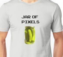 Jar of Pixels Unisex T-Shirt