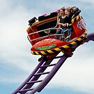 Fun and fear at the Eindhoven fair by Arie Koene