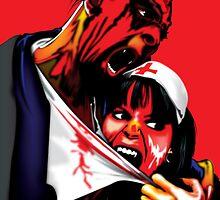Zombie Vampire Nurse by Brian Gibbs