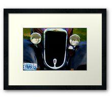Late 1930s Dodge Framed Print