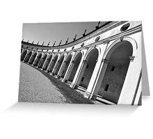 Villa Manin II Greeting Card