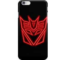 Transformers - Decepticons iPhone Case/Skin