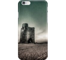 Facing the Storm iPhone Case/Skin