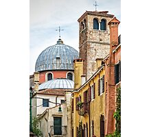 Former Convent Frari, Venice Photographic Print