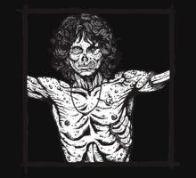 Zombie Morrison by ZugArt