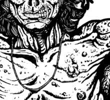 Zombie Morrison Sticker