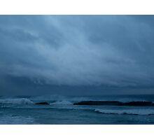 Wind 1 - Samantha 0 Photographic Print