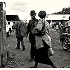 Passersby Rwanda by Melinda Kerr
