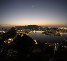 Rio Sunset  by yolopro